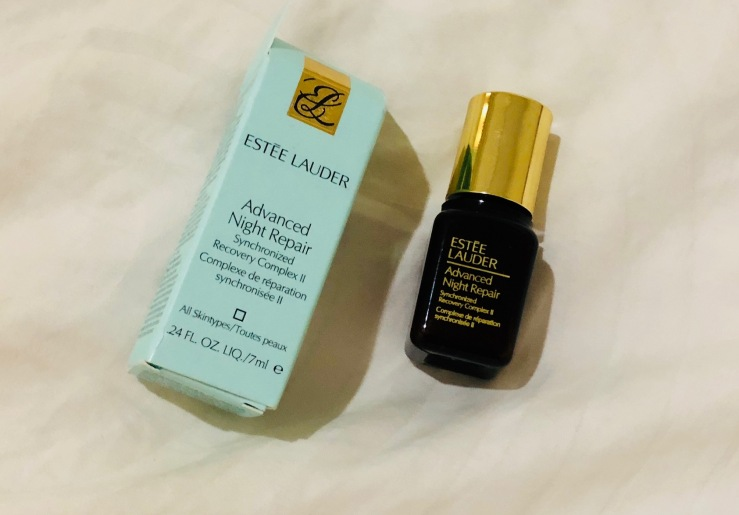 [MINI SAMPLE REVIEW] Incredible Booster Estée Lauder Advanced Night Repair Synchronized Recovery Complex II