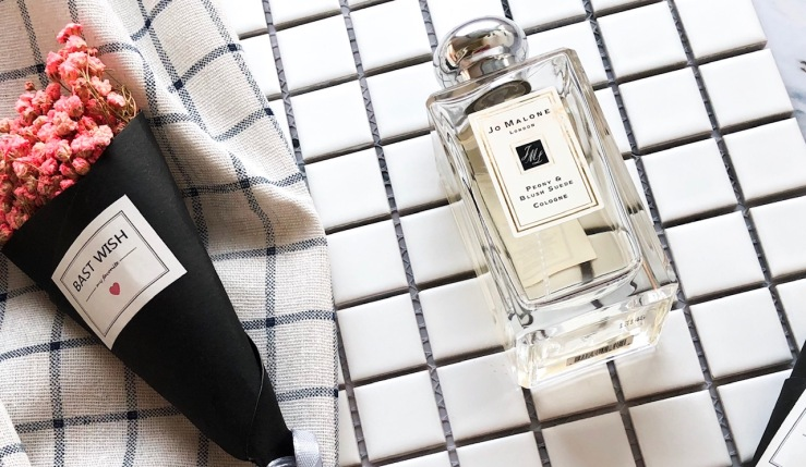 Spicy and Delish Scent of Jo Malone Peony & Blush Suede