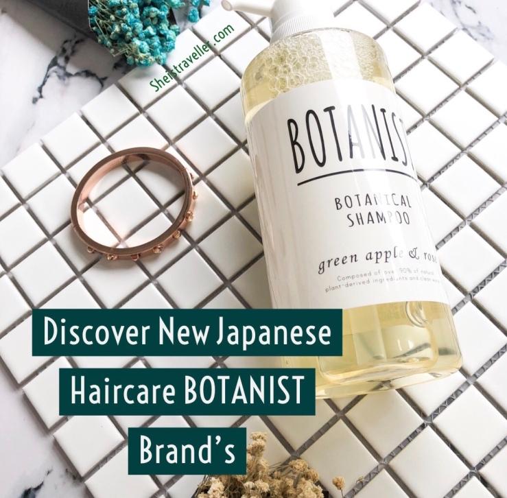 "Newbie Haircare Japanese Brand's ""The Botanist Botanical Shampoo""-Sephora-Sephora Singapore"